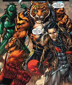 Bronze Tiger Prime Earth 009