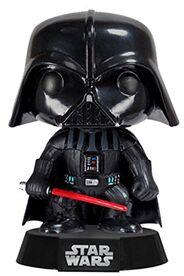 Funko-Darth-Vader-figura-de-vinilo-coleccin-de-POP-seria-Star-Wars-2300-0