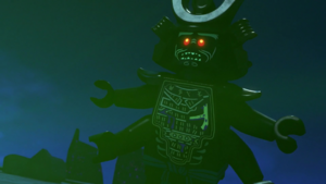 Garmadon (When Lloyd's power is back)