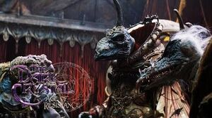 HD The Dark Crystal Age Of Resistance - The Skeksis Discuss Summoning The Rest