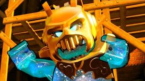 """LEGO Dimensions Lord Vortech Wild West Boss Fight """"Back to the Future III"""""""