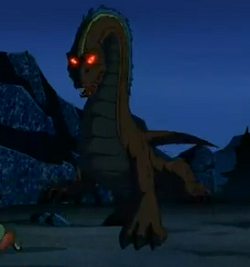 Loch Ness Monster in Scooby Doo
