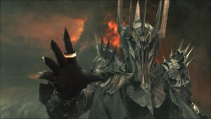 Lord of the Rings Sauron 8