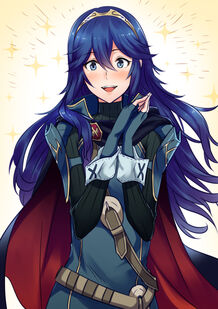 Lucina fire emblem and 1 more drawn by ameno a meno0 2649f9f2ab30dd30a5d4f51d0c41957c
