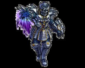 Shredder monster