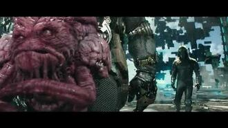 TMNT Out of The Shadow (Krang Betrayed Shredder)
