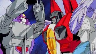 The End of Starscream (Blu-ray 1080p HD)