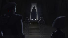 Vader pleased