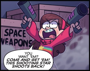 Anti Mabel Rage