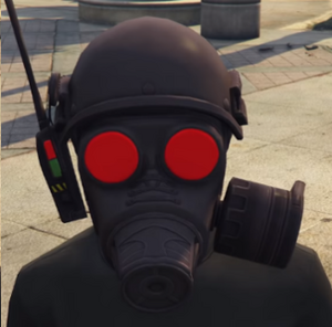 Cerberus gta v mask