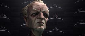 Chancellor Palpatine recognizes