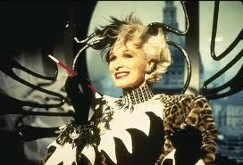Cruella Glenn Close