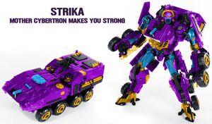 Deluxe Stryka