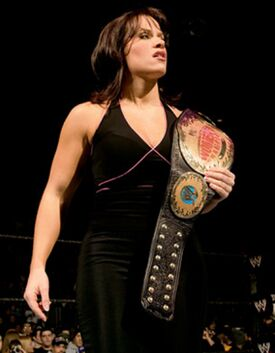 Evil Molly as Women's Champion 1