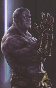 Infinity Gauntlet concept art 16