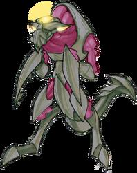 Mantis concept art