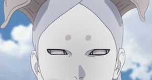 Momoshiki eyes