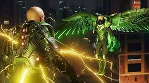 Spider-Man PS4 Vulture and Electro Boss Fight