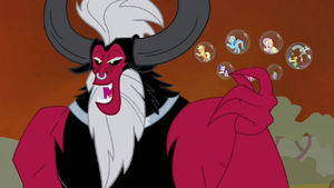 Tirek 'As you wish' S4E26