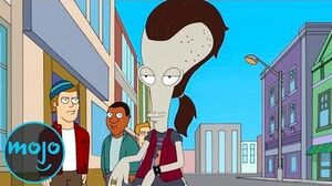 Top 10 Best Roger Smith Costumes In American Dad