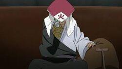 Danzō Shimura | Villains Wiki | FANDOM powered by Wikia
