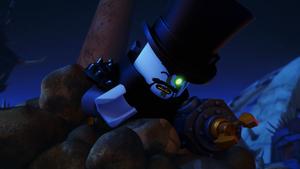 Iron Baron hate manure