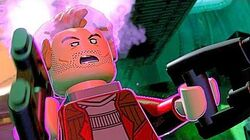 LEGO Marvel Super Heroes 2 Star-Lord & Groot Boss Fights - Supreme Intelligence Boss Fight