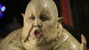 The Abzorbaloff Unmasked - Love and Monsters - Doctor Who