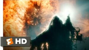 The Hobbit The Battle of the Five Armies - The Darkness Has Returned Scene (2 10) Movieclips