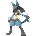 448Lucario Dream