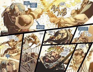 Arkham Kinght vs Batman