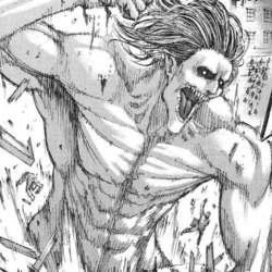 Attack Titan character image (Eren Yeager)