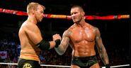 Christian and Orton buddies