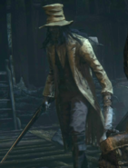 Huntsmen Rifle Bloodborne