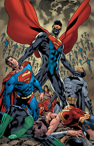 Justice League Vol 4 41 Textless