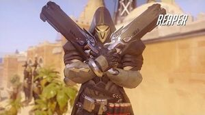Overwatch - Reaper Gameplay Trailer
