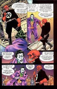 Red Skull Joker