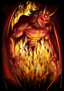 Satan by ANARKYMAN