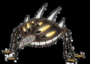 The Devil - Spider Attack