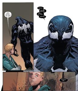 Venom leave.