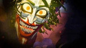 Batman Ninja Joker Glare