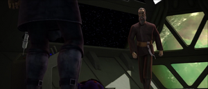 Count Dooku disappointed