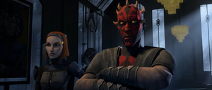 Darth Maul lacks