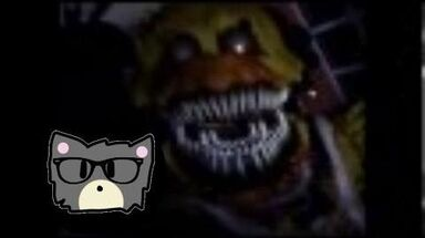 Nightmare chica Jumpscare Original