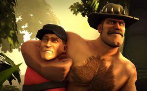 TF2 Jungle Inferno update