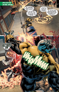 Arkillo vs Guy Gardner