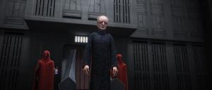Chancellor Palpatine sedition