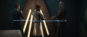 Count Dooku onward