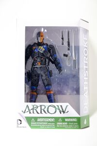 Deathstroke figure