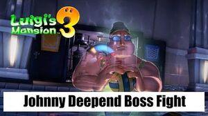 Luigi's Mansion 3 – Johnny Deepend Boss Fight (Floor 13)